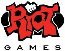 the Riot Games logo