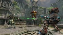 Quake Champions hopes to retain the spirit of the original shooter game.