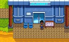Joja Mart has set up shop in the valley, and some people aren't too happy about it.