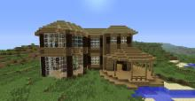 Your first survival house probably won't look like this.