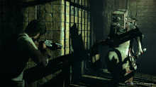 Grotesque enemies are the staple of any good horror game