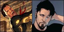 Adam Jensen and Tony Stark at their beginnings.