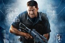 Gerard Butler as Kable in Gamer.