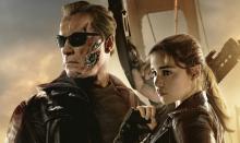 The film stars Arnold Schwarzenegger and Emilia Clarke.