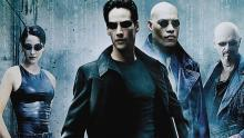 The Matrix - a simulated reality which enraptures all of mankind.