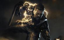 The character of Adam Jensen is the fruit of dense labor and ambition.