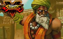 Dhalsim is the yoga master who woke Cammy to her mind control.