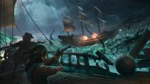 Rare Ltd's Sea of Thieves is filled with adventure and piracy