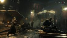 Dontnod Entertainment's Vampyr is placed in 20th century gothic London, during the Spanish Flu epidemic