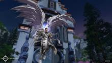 Revelation Online will include Aerial combat for those with the mounts or wings to do so.