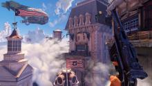 A screenshot of BioShock Infinite.