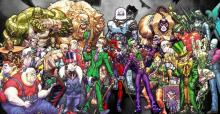 clayface, tweedle, dum, dee, zsasz, harley, quinn, black, mask, scarecrow, great, white, shark, riddler, hatter, two-face, two, face, dent, freeze, penguin, poison, ivy, mad, hatter, joker, firefly, killer, croc, bane
