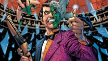 two, face, two-face, harvey, dent, batman, gotham, district, attorney, injustice