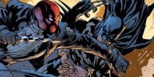 red, hood, robin, batman, jason, todd, joker, gotham, dc, injustice