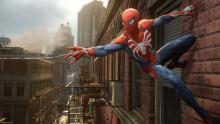 spider, man, spiderman, ps4, insomniac, sunset, overdrive, ratchet, clank, games, best, 2017, superhero, comics, marvel, dc