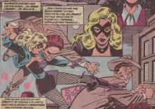 black, canary, dinah, drake, laurel, lance, star, city, dc, comics, green, arrow