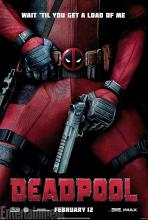deadpool, wade, wilson, 2016, ryan, reynolds, negasonic, colossus, ajax, angel, x-men, fox, r-rated, best, ten, 10, superhero, movies, films