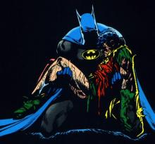 robin, jason, todd, iran, murder, crowbar, joker, batman, gotham, dc, comics