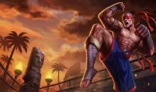 Lee Sin's skins consist mostly of famous 'ninjas' and martial artists