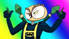 A character from Vanoss' videos, Bat Owl
