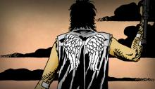 Daryl Dixon from the comics