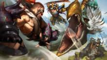 Beastslayers!