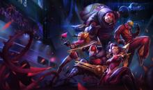 Skins from our champions