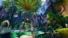 A colorful MMORPG can really turn some heads when most of them look bland