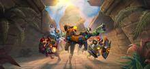 Very similar to overwatch, fun and free to play