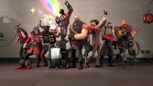 Your multiplayer dreams come true when you play Team Fortress 2 - brentalfloss