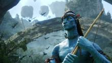 James Cameron beautifully takes us into a lush natural alien world