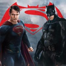 Zacky Snyder made a movie where the Dark Knight and the Man of Steel duked it out