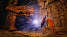 Dragon's Dogma, known for crazy boss battles.