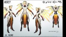Mercy on her official reference sheet.