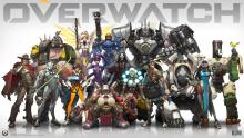 Overwatch has a wide variety of characters.