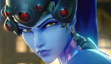 Widowmaker is a fantastically detailed character.