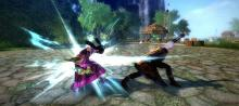 Age of Wushu (a.k.a. Age of Wulin in Europe and Age of Kung Fu in Southeast Asia) is a wuxia-themed MMORPG developed by Snail Games. In the game, players can choose to play through any one of the six storylines and are not limited by levels and classes.