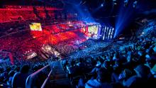 Giant events that attract only the best of the best teams and players.