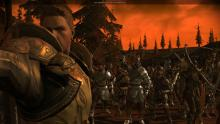 Crown a monarch, save Ferelden and beat the Archdemon in Dragon Age Origins.