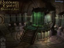 Baldur's Gate 2 taks place in the Dungeons and Dragons setting of Faerûn