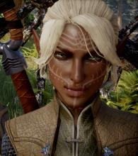 Complexion mods can bring out the best in your Inquisitor.