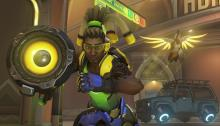 Lucio remains a strong pick for healing as well.