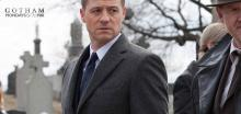 Gotham follows Jim Gordon's story from cop to commissioner.