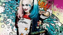 Harley Quinn made her first big screen debut in Suicide Squad.