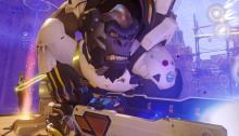 Winston can counter a Genji quite well.