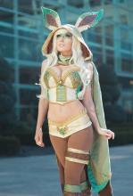 Jessica Nigri was born on August 5th, 1989 in Reno, Nevada, and grew up in New Zealand.