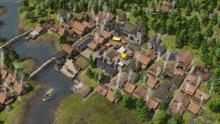 Part survival, part city simulator Banished sees you creating your own medieval village