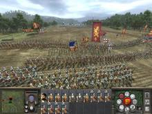Medieval 2: Total War mixes both large scale strategic decision making with real-time tactical battles