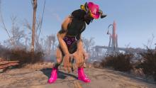 Macho Claws is a great example of the silly side of modding.