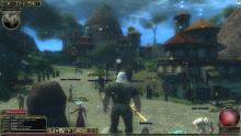 A player is loooking to find some party members on Korthos island to go questing with...